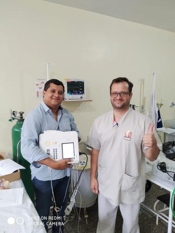 Adelar Arrosi autoriza licitação para revitalizar hospital municipal