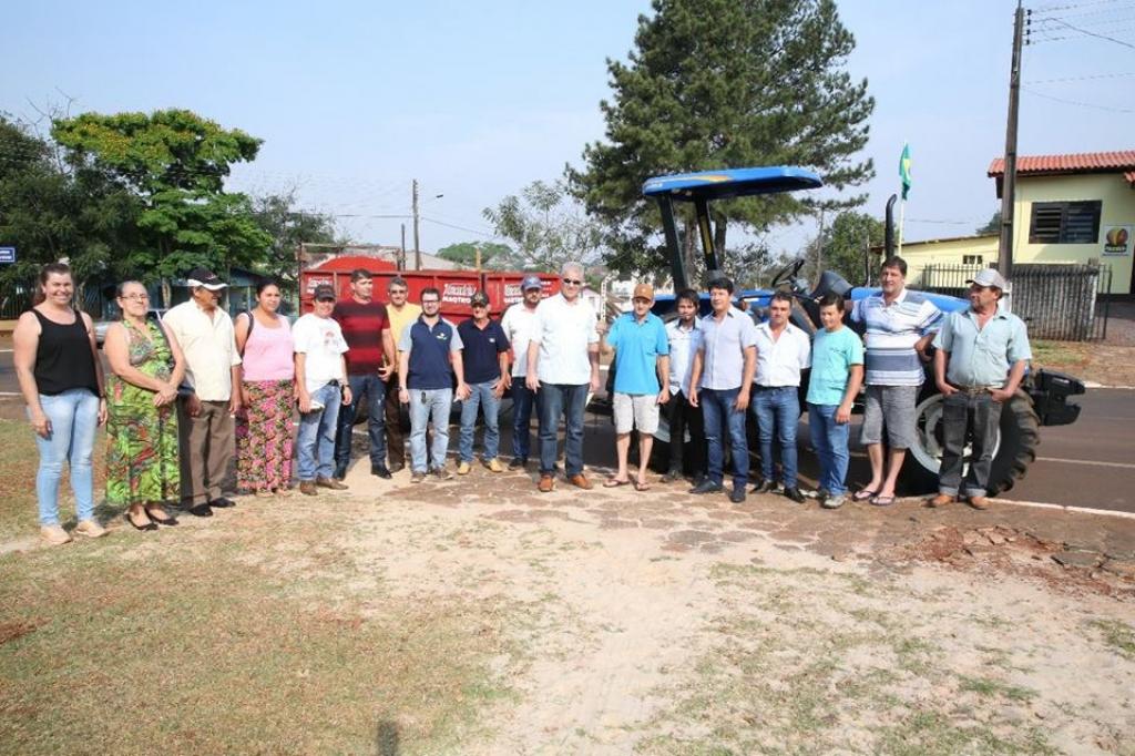 Ibema repassa patrulha agrícola a produtores