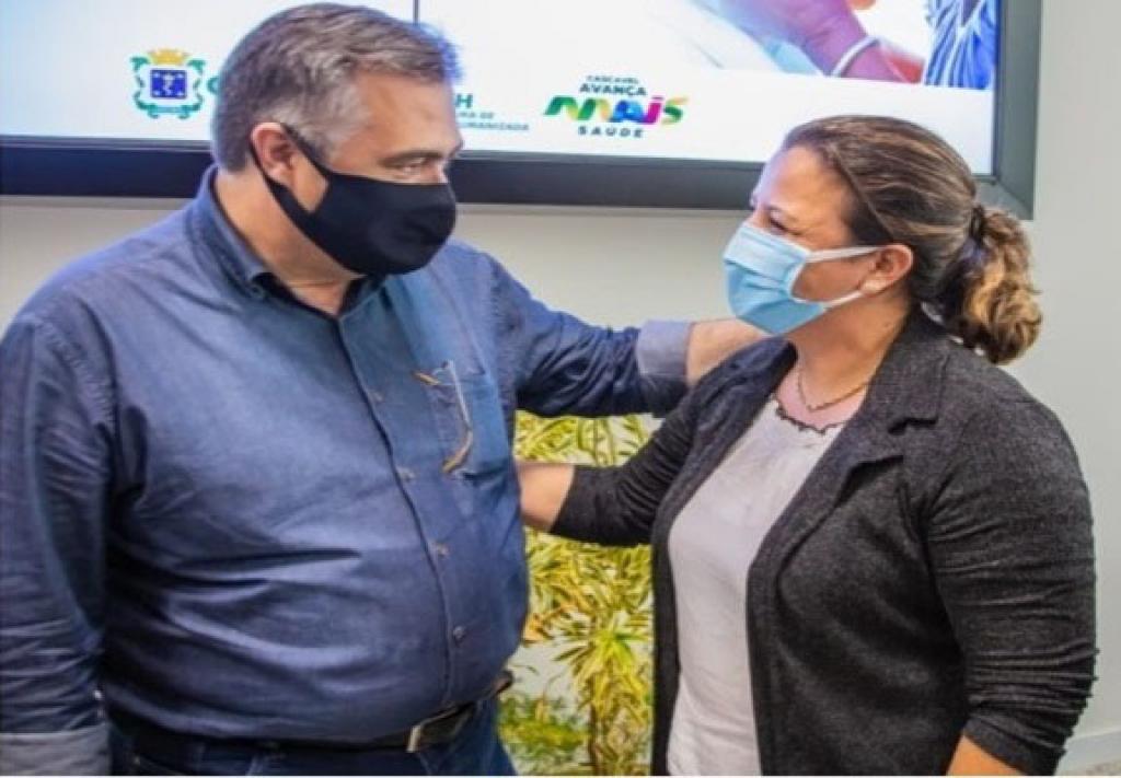 Vacinação contra a Covid-19 em Ibema
